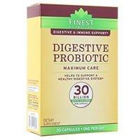 Finest Nutrition Digestive Probiotic Maximum Care Review