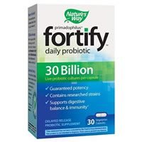 Nature's Way Fortify Daily Probiotic Review