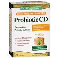 Nature's Bounty Probiotic CD Controlled Delivery Review