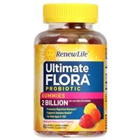 Renew Life Ultimate Flora Probiotic Gummies Review