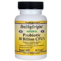 Healthy Origins Probiotic 30 Billion CFU's Review