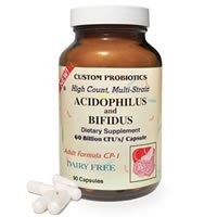 Custom Probiotics Adult Formula CP-1 Review