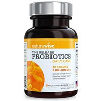 NatureWise Daily Care Time Release Probiotics Review