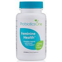 Probiotics One Feminine Health Review