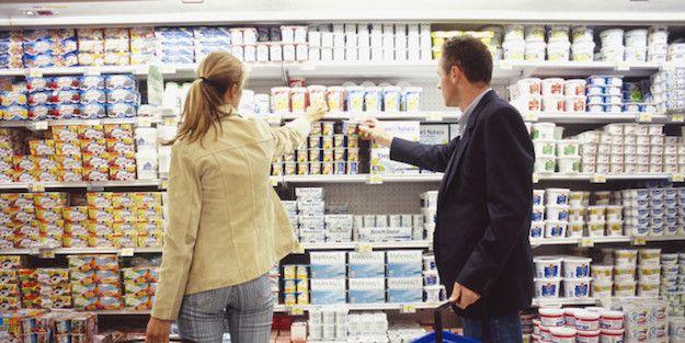 choose probiotic yogurt
