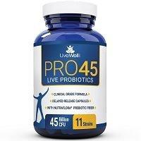 LiveWell Labs Pro45 Live Probiotics Review