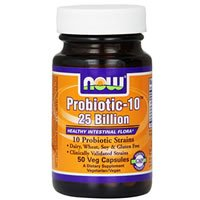 Now Probiotic 10 Review