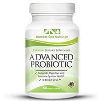 Number One Nutrition Advanced Probiotic Review
