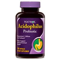 Natrol Acidophilus Probiotic Review