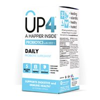 UP4 Daily Probiotic Review