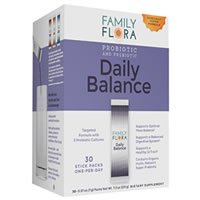Family Flora Daily Balance Probiotic Review