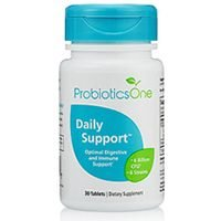 Probiotics One Daily Support Review