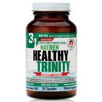 Natren Healthy Trinity Probiotic Review