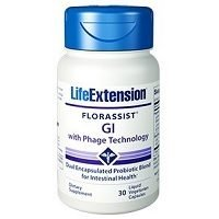 Life Extension FLORASSIST GI Review