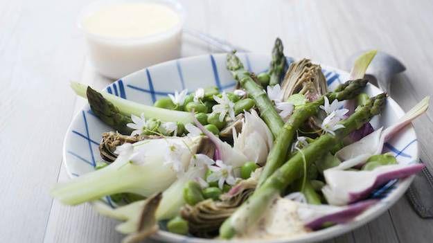 prebiotic veggies