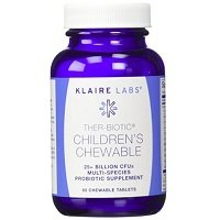 Klaire Labs Ther-Biotic Children's Chewable Review