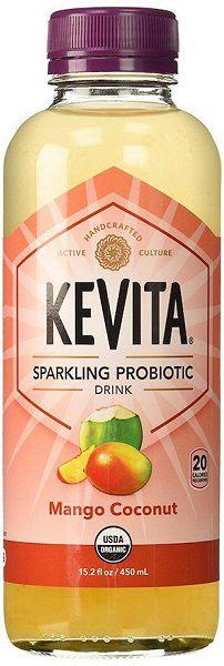 KeVita sparkling probiotic drink