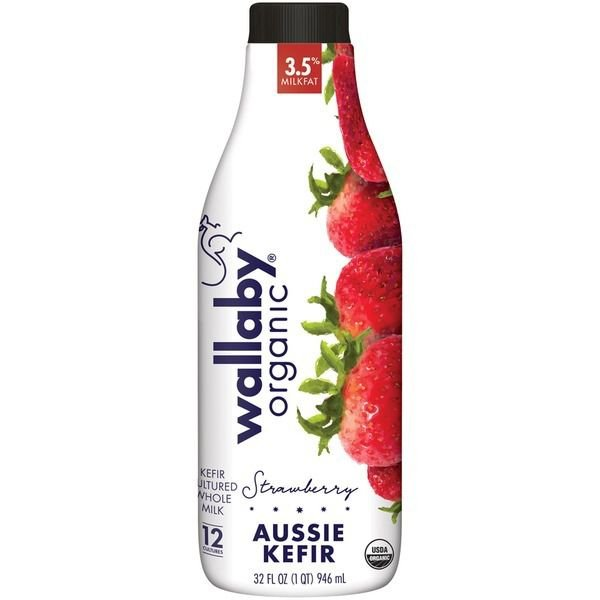 wallaby whole milk kefir