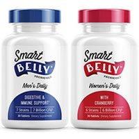 Smart Belly Men's and Women's Daily