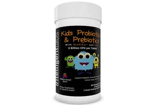 Intelligent Labs Kids Prebiotic & Probiotic