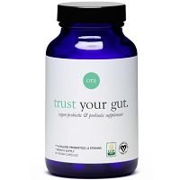 Ora Organic Trust Your Gut Vegan Probiotic & Prebiotic Review