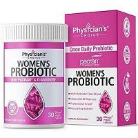 Physician's Choice Women's Probiotic Review