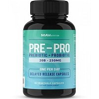MAV Nutrition Prebiotic + Probiotic Review