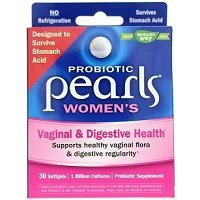 Nature's Way Probiotic Pearls® Women's Review